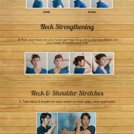 Neck & Shoulder Tension Relief