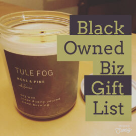 Black Owned Biz – Gift List